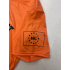Men's T-Shirt Orange/Black