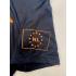 Men's T-Shirt Black/Orange