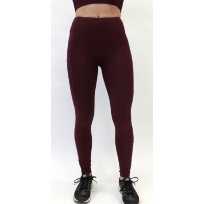 Women's performance legging Mulberry