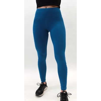 Women's performance azure blue legging
