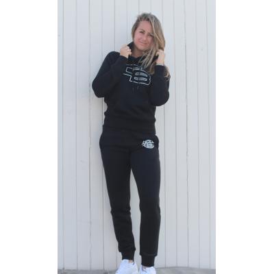 Women's hoodie black