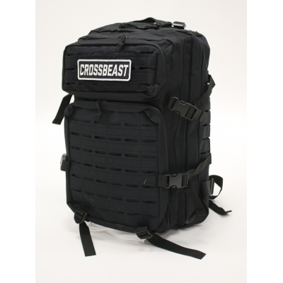 Crossbeast Tactical Backpack Black