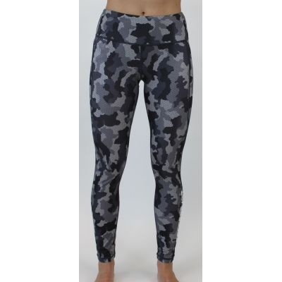 Women's performance legging Camo Grey