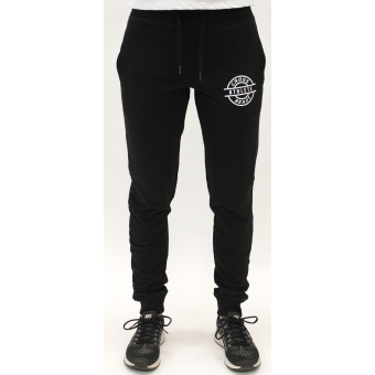 Women's Slim Fit Jog Pants Black