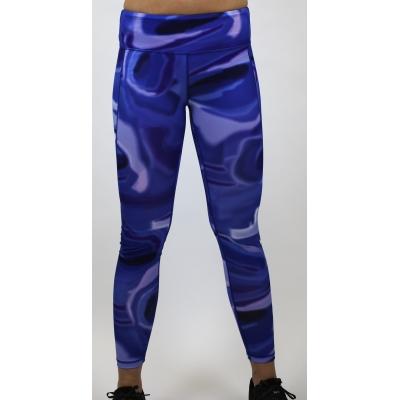 Women's performance legging Blue