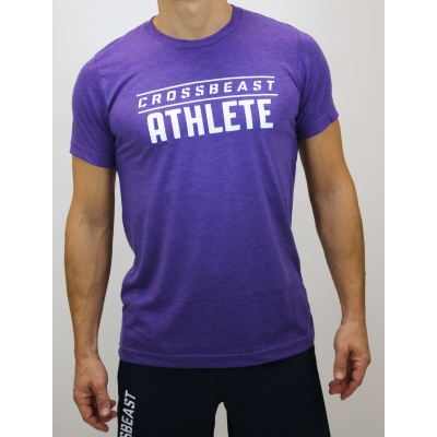 Men's T-Shirt Purple