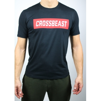 Men's T-Shirt Black/Red