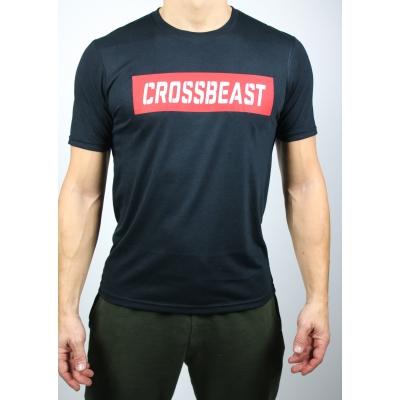 Men's T-Shirt Black/Red