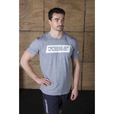 Men's T-Shirt Heather Grey