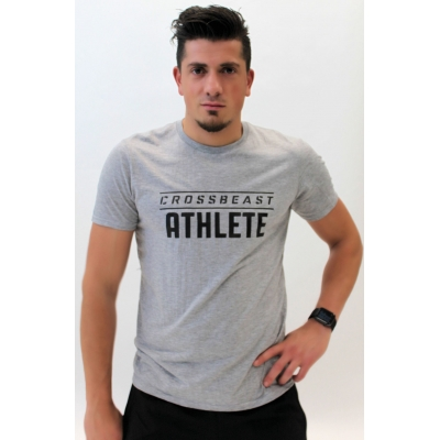 Men's T-Shirt Grey Athlete