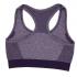 Women's Seamless Multi-Sport Sculpt Bra Purple